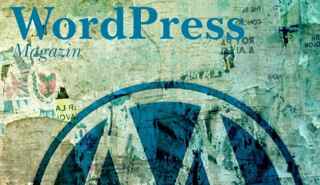 WordPress Magazin 4 - Coverausschnitt