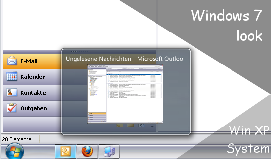 Win7 for WinXP