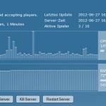 McMyAdmin - Serverstatus