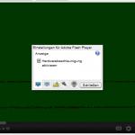 Hardware-Beschleuniger ist aktiviert -> deaktivieren