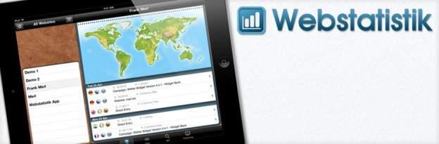 Webstatistik-App-For-Piwik