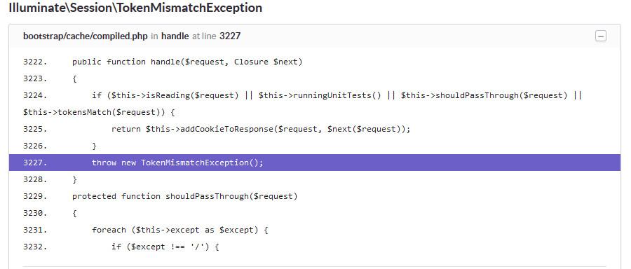 Quellcode-Informationen - Wo fliegt der Fehler?